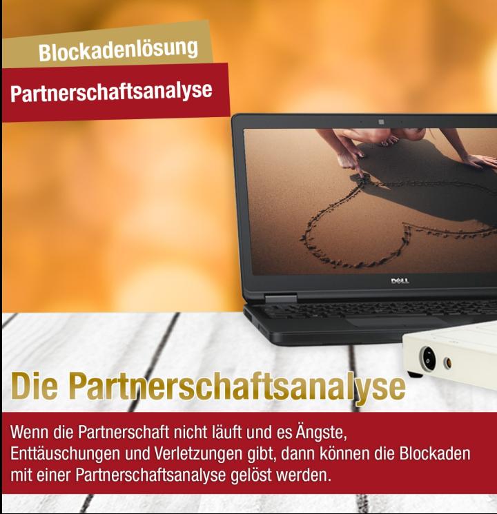 Bild Partnerschaftsanalyse